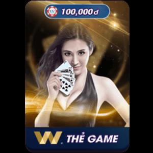 Thẻ game w88 100k