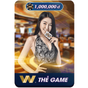 Thẻ game w88 1tr