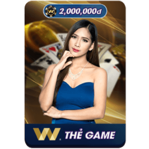 Thẻ game w88 2tr